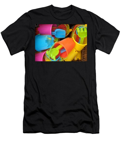 Buckets And Spades Men's T-Shirt (Athletic Fit)
