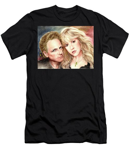 Buckingham Nicks Men's T-Shirt (Athletic Fit)