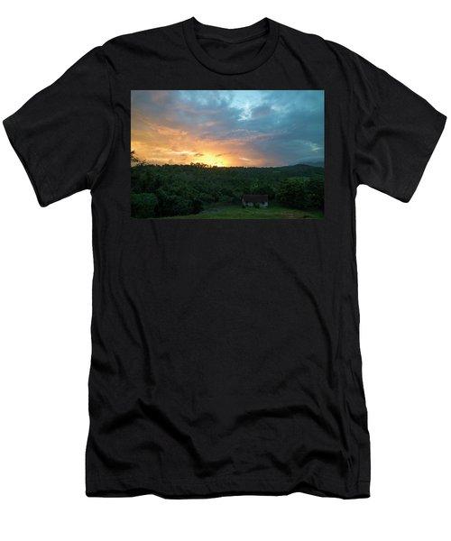Bucolic Vinales Men's T-Shirt (Athletic Fit)
