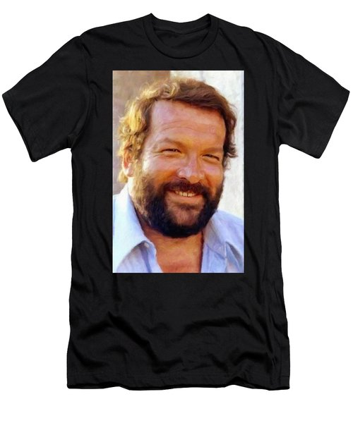 Bud Spencer Men's T-Shirt (Athletic Fit)