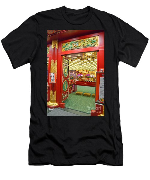 Buddha Tooth Relic Temple And Museum Men's T-Shirt (Athletic Fit)