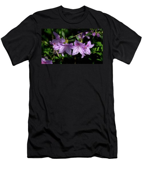 Men's T-Shirt (Athletic Fit) featuring the photograph Buds And Blooms by Angie Tirado