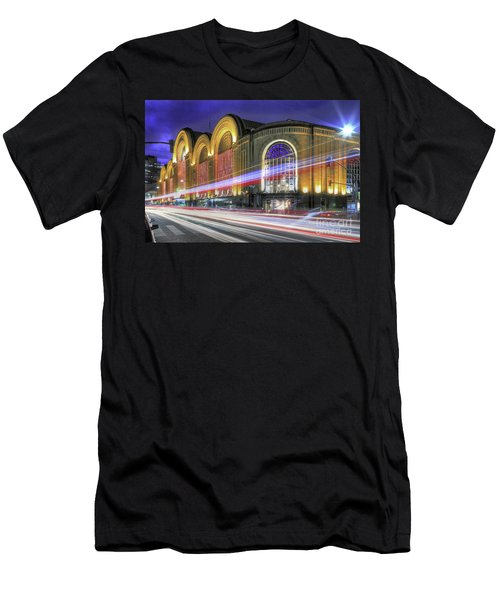 Buenos Aires 002 Men's T-Shirt (Athletic Fit)