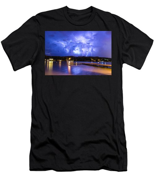 Buffalo Springs Lightning 2 Men's T-Shirt (Athletic Fit)