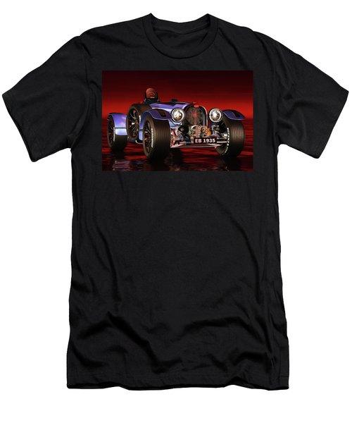 Bugatti Type 33 Men's T-Shirt (Athletic Fit)