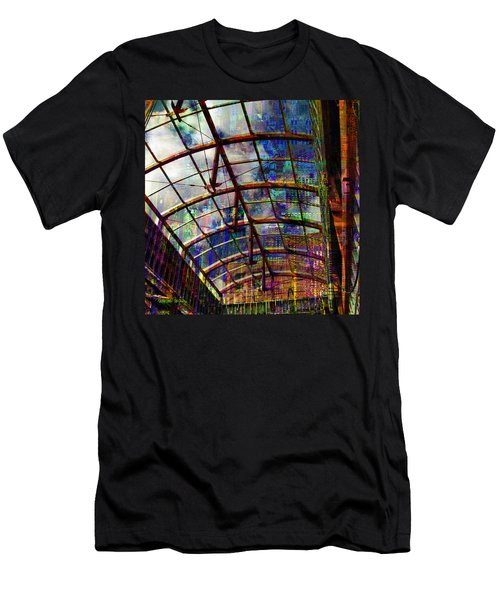 Building For The Future Men's T-Shirt (Athletic Fit)
