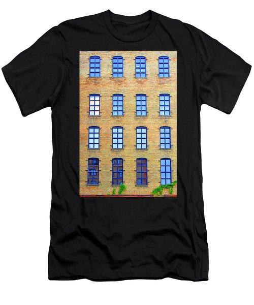 Building Windows Men's T-Shirt (Athletic Fit)