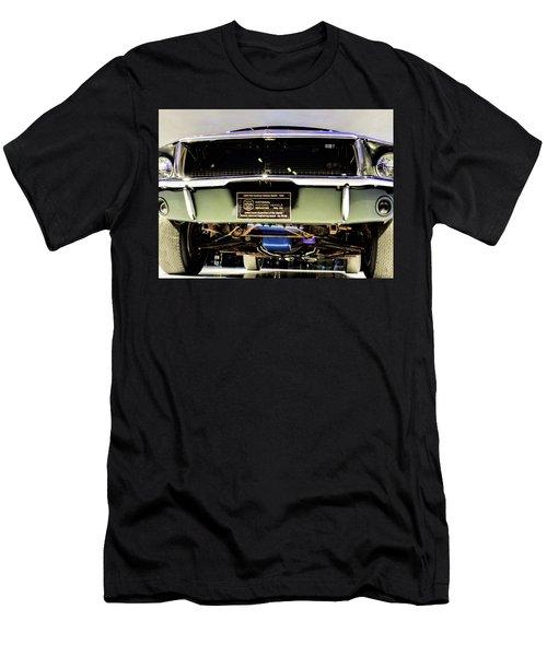 Bulitt Front View Men's T-Shirt (Athletic Fit)