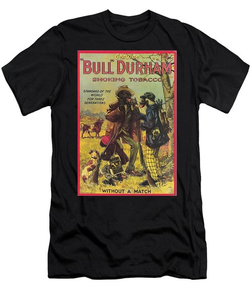 Bull Durham Without A Match Men's T-Shirt (Athletic Fit)