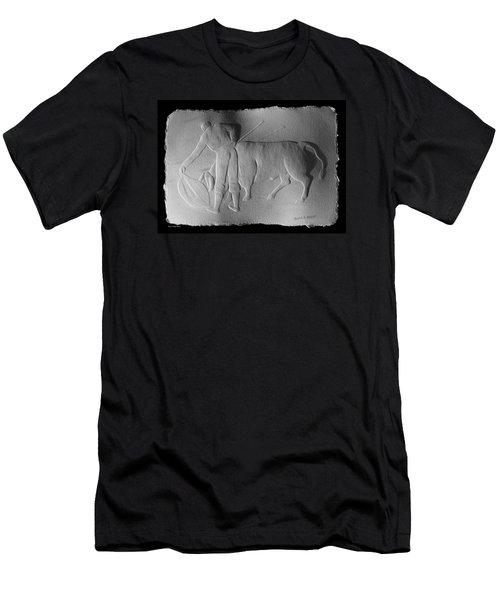 Bull Fighter Men's T-Shirt (Athletic Fit)