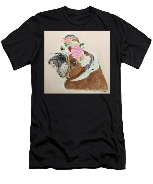 Bulldog Bridesmaid Men's T-Shirt (Athletic Fit)
