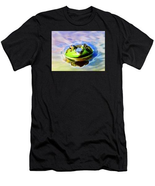 Bullfrog Men's T-Shirt (Athletic Fit)