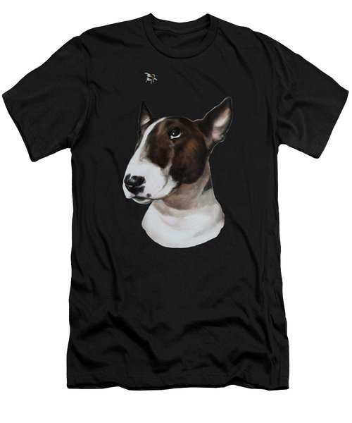 Bully And Bee Men's T-Shirt (Athletic Fit)