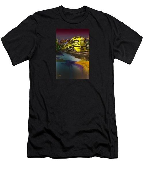 Bumble Bee F Unit Zephyr Men's T-Shirt (Athletic Fit)
