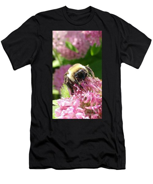 Bumblebee One Men's T-Shirt (Athletic Fit)