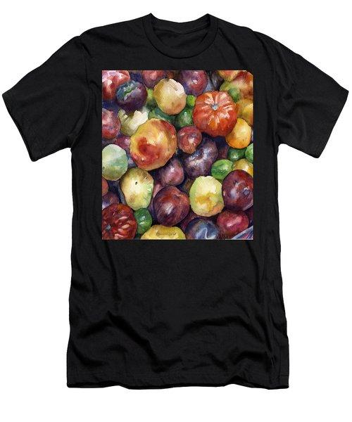 Bumper Crop Of Heirlooms Men's T-Shirt (Athletic Fit)