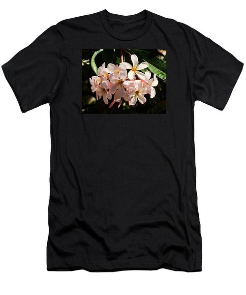 Bunch Of Plumeria Men's T-Shirt (Athletic Fit)