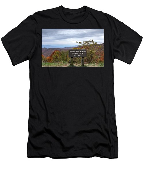 Bunches Bald Men's T-Shirt (Athletic Fit)