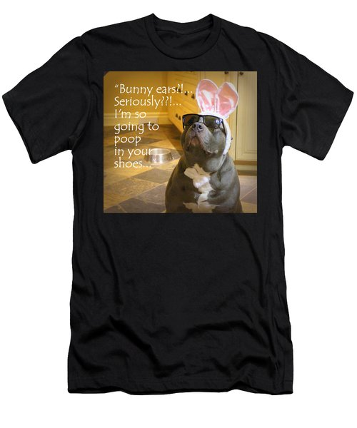 Bunny Ears? Men's T-Shirt (Athletic Fit)