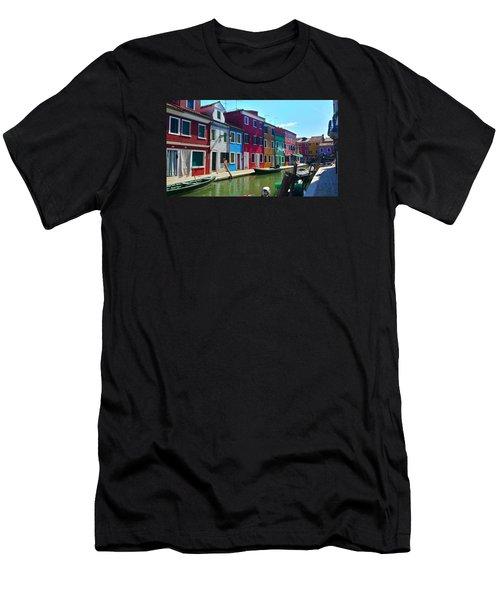 Burano Men's T-Shirt (Athletic Fit)
