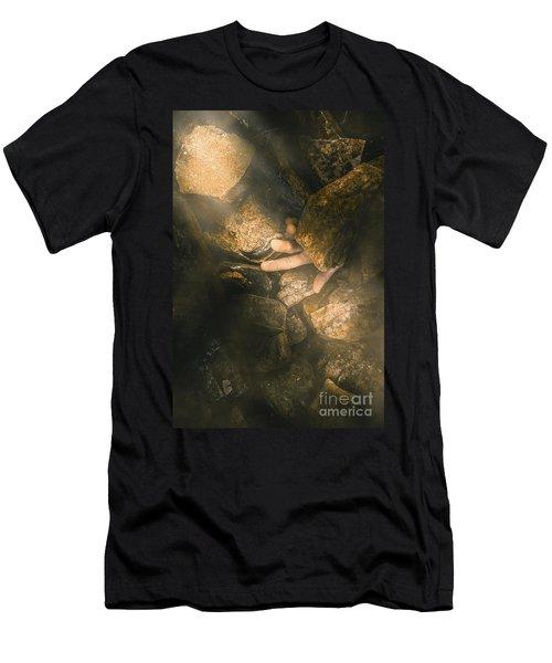 Buried Alive Men's T-Shirt (Athletic Fit)