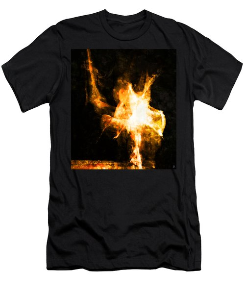 Burning Man Men's T-Shirt (Athletic Fit)