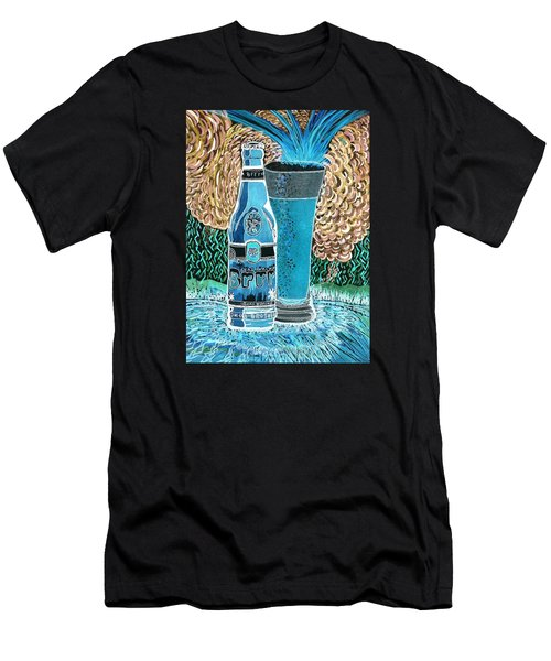 Burr Hyfe Gone Real Cold Men's T-Shirt (Athletic Fit)