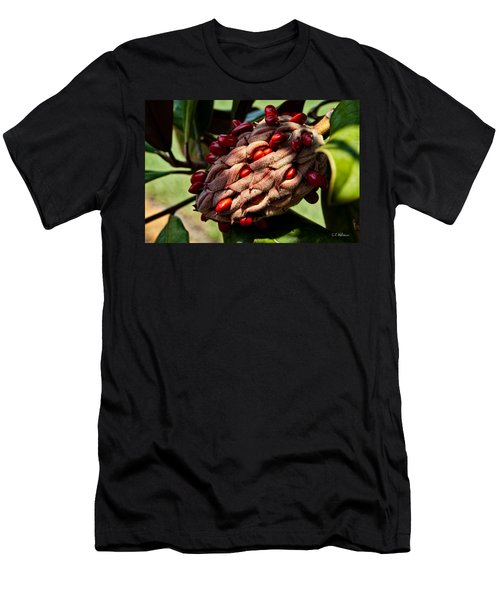 Bursting Forth Men's T-Shirt (Slim Fit) by Christopher Holmes