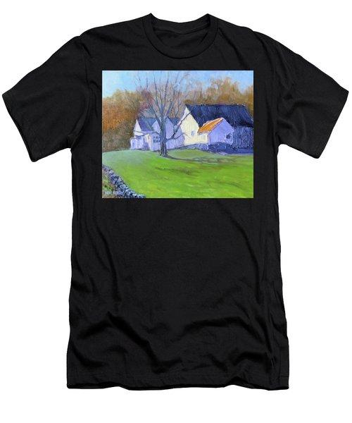 Burton Farm Men's T-Shirt (Athletic Fit)