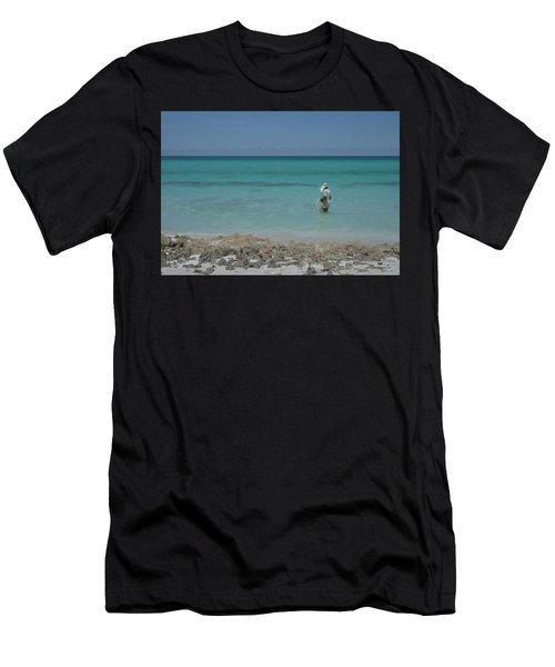 Buscando La Carnada Men's T-Shirt (Athletic Fit)