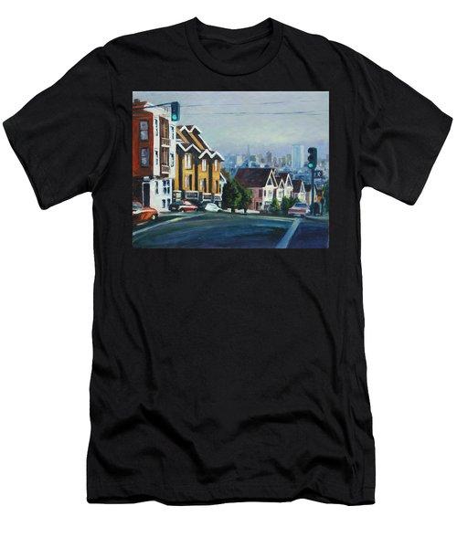 Bush Street Men's T-Shirt (Athletic Fit)