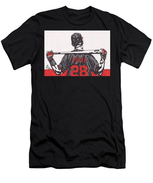 Buster Posey Men's T-Shirt (Athletic Fit)