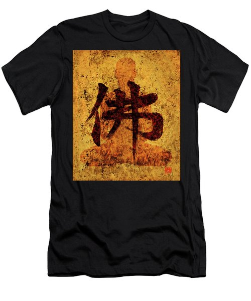 Butsu / Buddha Painting 1 Men's T-Shirt (Athletic Fit)