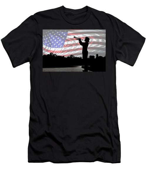 Butterfield's Lullaby  Men's T-Shirt (Athletic Fit)