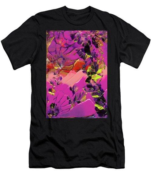 Butterflies #2 Men's T-Shirt (Athletic Fit)