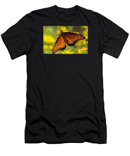 Butterfly 1 Men's T-Shirt (Athletic Fit)
