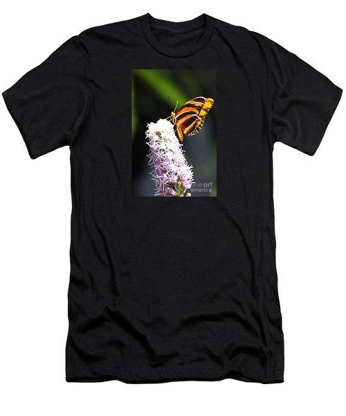 Butterfly 2 Men's T-Shirt (Slim Fit) by Tom Prendergast