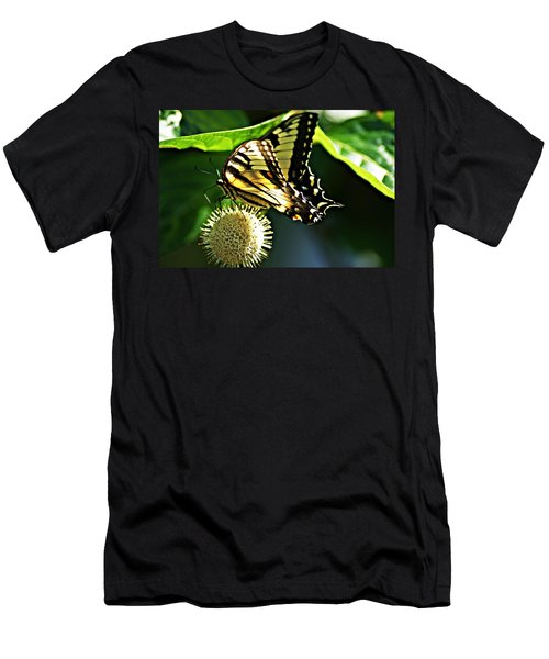 Butterfly 4 Men's T-Shirt (Athletic Fit)