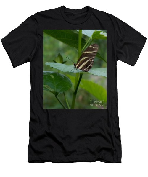 Butterfly 2 Men's T-Shirt (Athletic Fit)