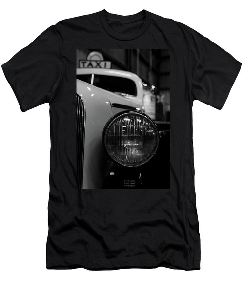 Bw Taxi Men's T-Shirt (Athletic Fit)