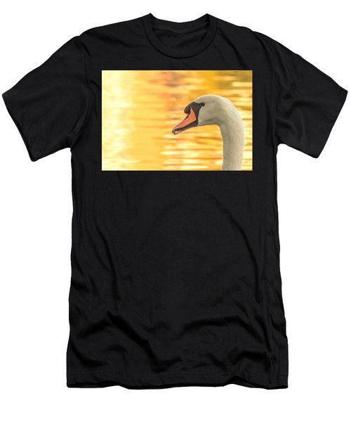 Men's T-Shirt (Athletic Fit) featuring the photograph By Dawn's Light by Garvin Hunter