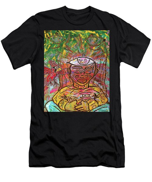By The Bodhi Tree Men's T-Shirt (Athletic Fit)