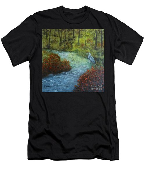 By The Brook Men's T-Shirt (Athletic Fit)