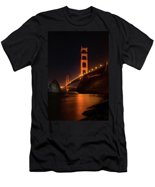 By The Golden Gate Men's T-Shirt (Athletic Fit)