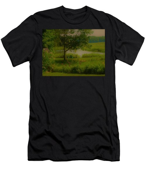 By The Little River Men's T-Shirt (Athletic Fit)