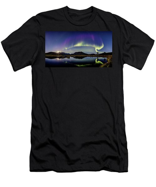 By The Pond Men's T-Shirt (Athletic Fit)