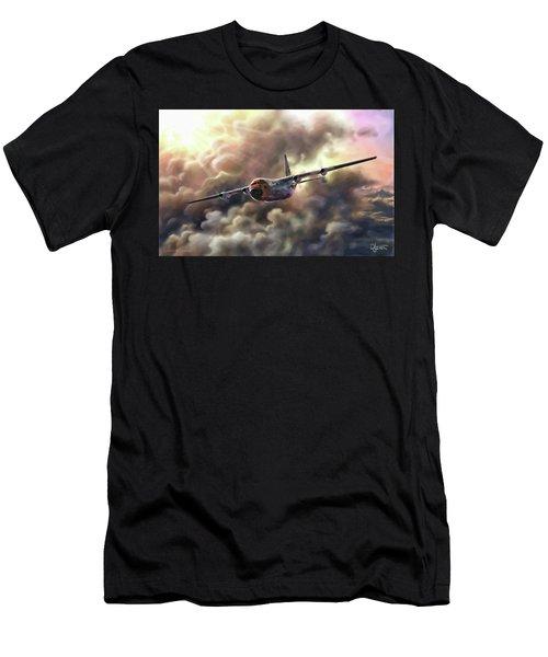 C-130 Hercules Men's T-Shirt (Athletic Fit)