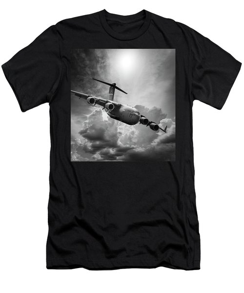 C-17 Globemaster Men's T-Shirt (Athletic Fit)