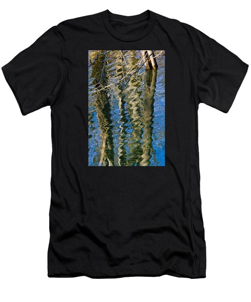 C And O Abstract Men's T-Shirt (Athletic Fit)