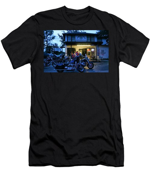 Cabbage Patch Bikers Bar Men's T-Shirt (Athletic Fit)